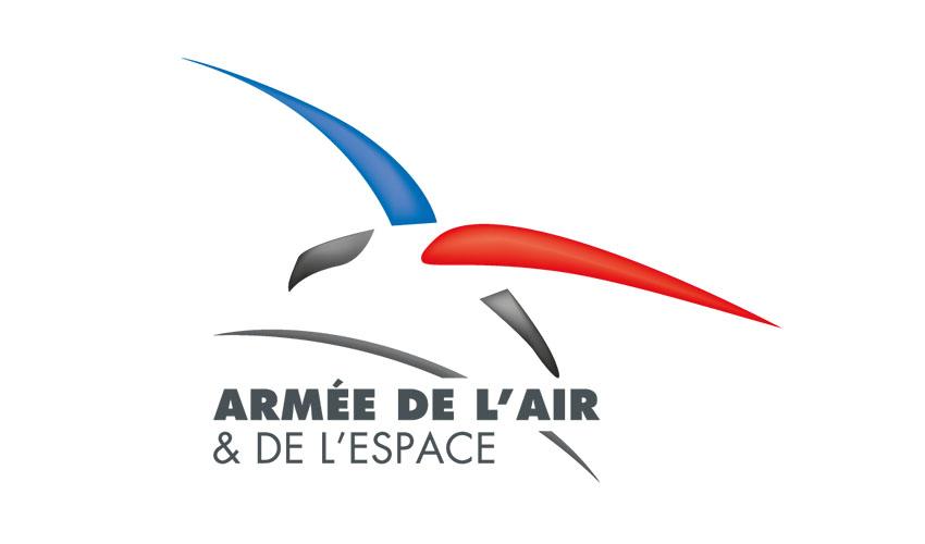 nouveau logo de l'armée de l'air et de l'espace